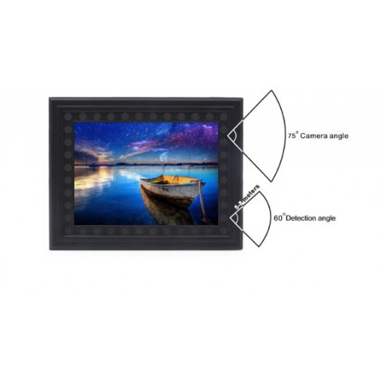 Photo Frame Camera Room Motion Activated Night Vision