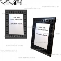 Photo Frame Spy Camera Live Video Stream Long Battery Life