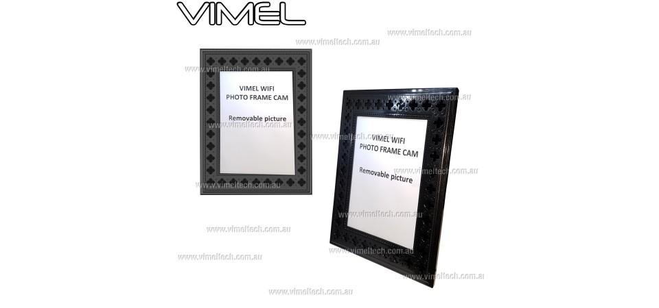 Photoframe Security Camera