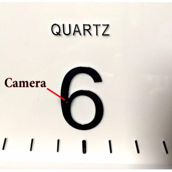 WIFI IP Wall Clock Camera Spy Hidden