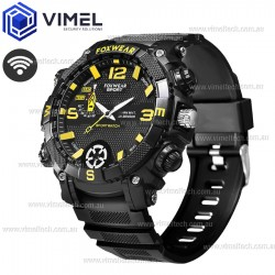 Professional Hidden Sports Watch WIFI Camera