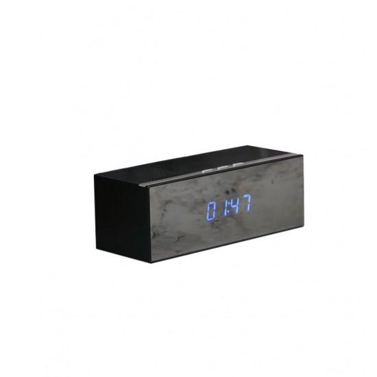 Spy Hidden Camera Bluetooth Speaker Remote Monitoring Night Vision