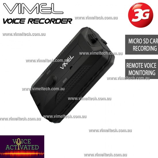 GSM Multipurpose Listening Device Bug Voice Activated