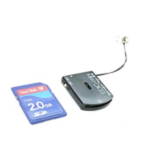Edic Mini Tiny+ B76 Hidden Covert Voice Recorder Listening Device