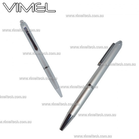 Vimel Professional Spy Pen Voice Recorder Listening Device
