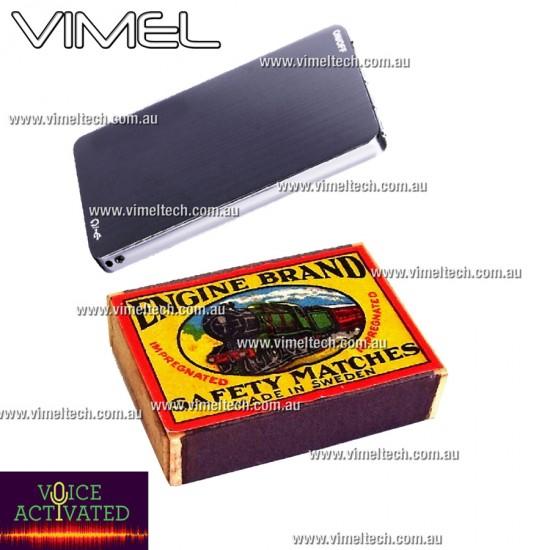 Voice Recorder Audio Activation Spy Tiny Mini Australia