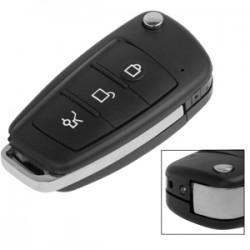 Mini Spy Camera Car Key Remote Control