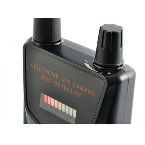 Professional Pinhole Spy Hidden Cameras Finder & Detector