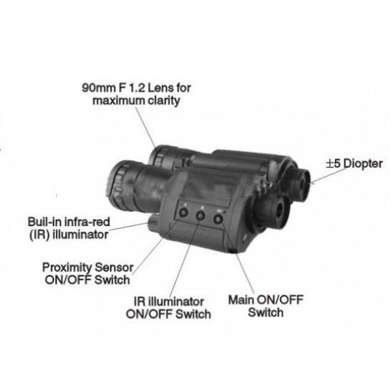 Professional Military Night Vision Binocular IR 5x50