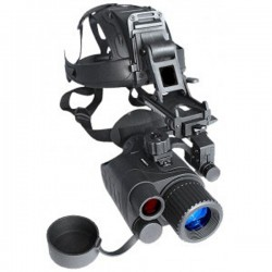 Night Vision Monocular Head Mount Kit
