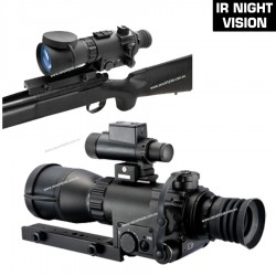 Rifle Scope Night Vision Hunting IR GEN