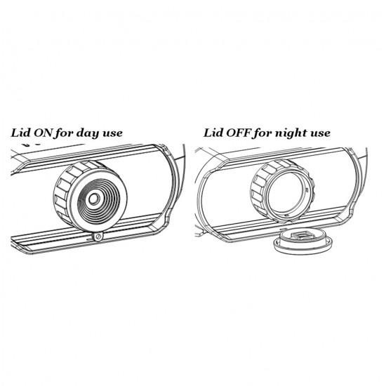 Vimel Night Vision Camera Binocular Monocular DVR