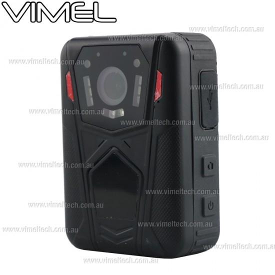 Portable UHD Body Wearable Police Camera