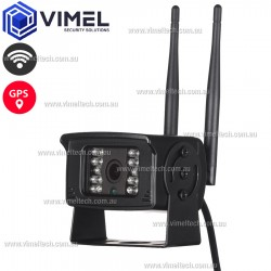 VIMEL 4G Versatile WIFI Security Camera for Vehicles and Homes