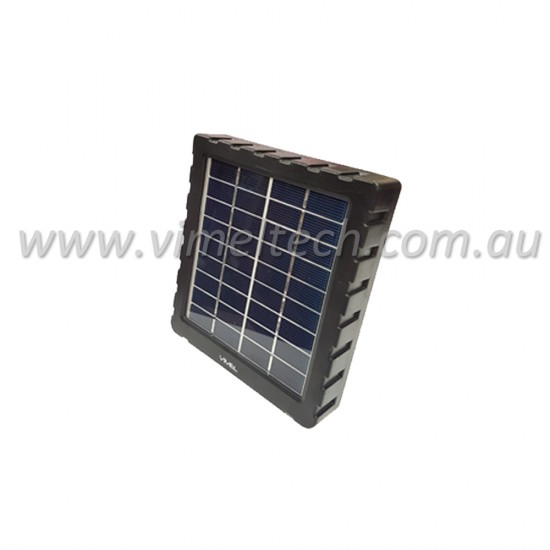 Solar kit for trail cams