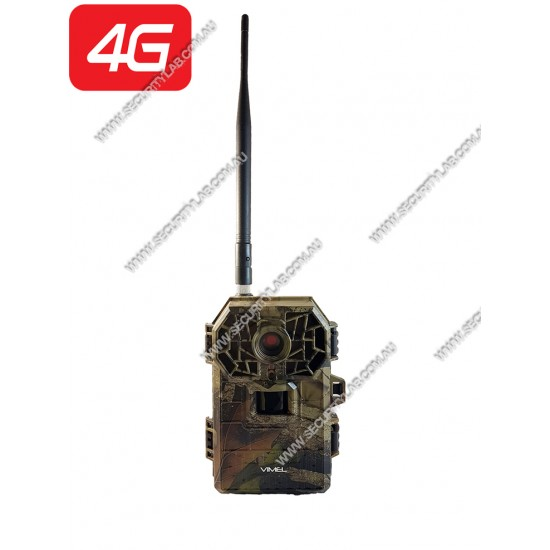 4G Trail Camera Wireless Security 3G Hunting Outdoor Cam