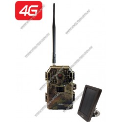 4G Camera Wireless Security Solar Powered Outdoor Motion Activated