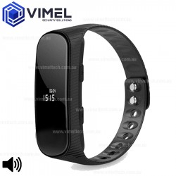 Discrete Mini Listening Watch Voice Recorder for Anti-Bullying